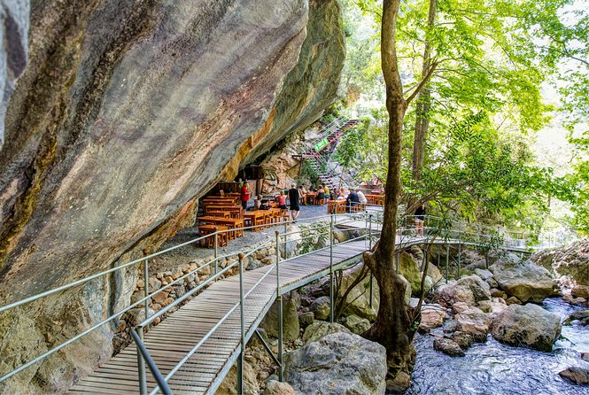 Visit Sapadere Canyon and Dimcay river on this combi tour in one day. You will be amazed by its natural beauty and charming waterfalls walking through the wooden path and have a delicious lunch at famous Dimcay river.