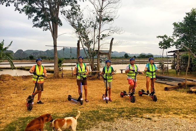 E-xperience Rice fields 1h trip, Kanchanaburi, TAILANDIA