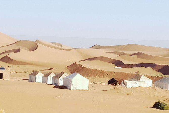 luxury Tour guide to Sahara desert , experience camel ride and sandboard At Erg Chegaga Luxury Camp