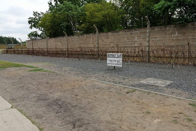 Sachsenhausen Concentration Camp Memorial - Private Tour with Public Transport, Berlin, GERMANY