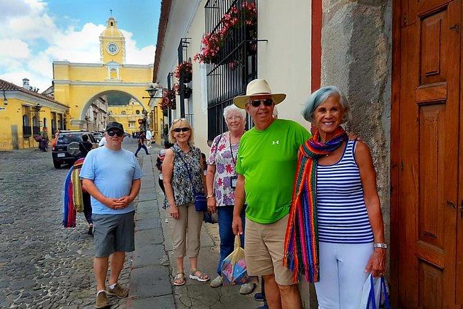 Puerto Quetzal Shore Excursion - Antigua Self Guided, Puerto Quetzal, GUATEMALA