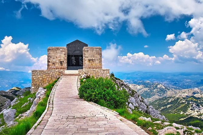 "Do not miss the opportunity to discover the most important parts of Montenegro, when it comes to culture and history. This tour starts from Kotor.<br><br>Drive along the exciting 25 Serpentines road from Kotor to reach the village of Njegusi. Learn about life in the Montenegrin countryside, meet a local family, and taste the national snacks like smoked ham and cheese, plus a glass of local wines or brandy. After a short rest, we driving to to National Park Lovcen, through the rocky mountains, where we will visit Njegos""s Mausoleum. Driving to Budva, stop for walking tour, and free time. Driving back to Kotor. NO SINGLE TOURS, TWO IS A MINIMUM."