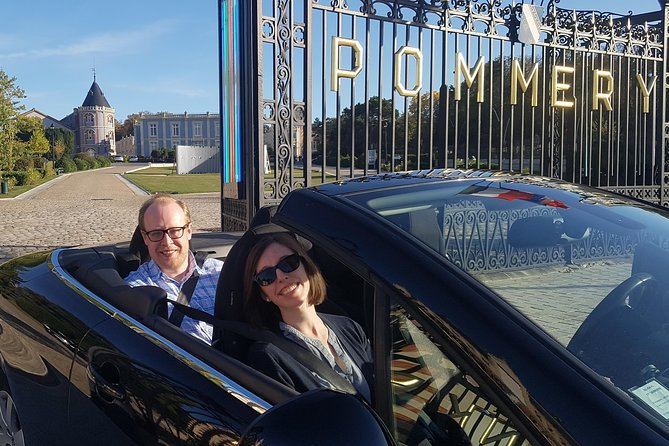 Reims Heritage and champagne tastings !, Reims, FRANCIA