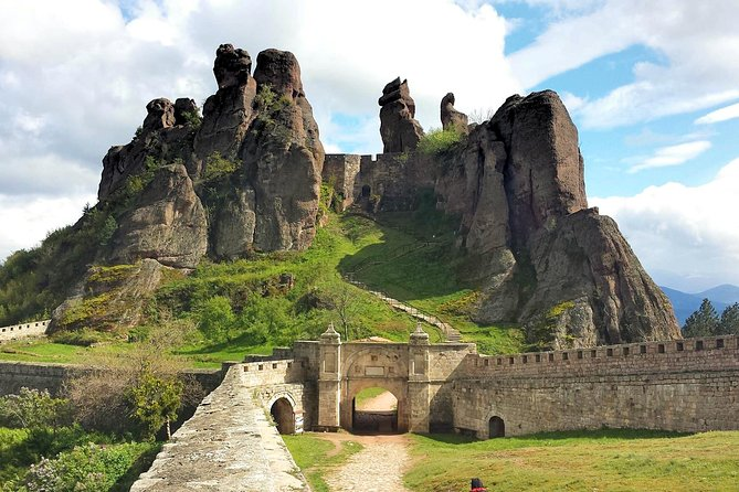 """On this day you will visit one of Bulgaria's most famous natural landmarks - the Belogradchik Rocks. Nominated in the """"New Seven Wonders of the World"""" competition, the amazing rock formations span a vast quadrature region and for centuries have inspired the human imagination that baptized them with the most bizarre names. <br><br>You will also explore the unique and protected by UNESCO natural landmark - the Magura Cave. It resembles an underground cathedral and is one of the most striking tourist attractions in Eastern Europe. What makes it unique are the extremely well preserved ancient drawings that have no analogs. Created by humans more than 7000 years ago, there are over 700 drawings in the cave.<br><br>In the unique atmosphere of this place, where the spirit of the past millennia lives, with myths and legends of ancient times, in the bowels of the cave, you will be able to taste some of the best Bulgarian wines.<br><br>Come and experience Bulgaria's natural miracles."""