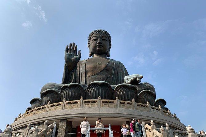 MÁS FOTOS, Tour grupal Buda Gigante y Tai O en español en grupo pequeño