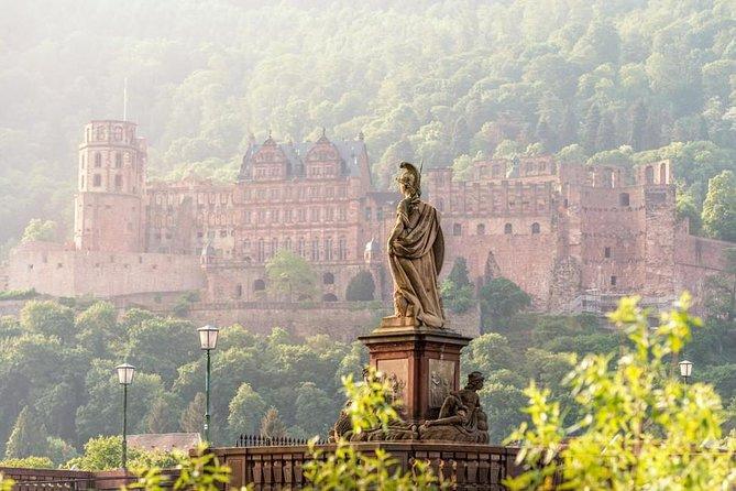 Heidelberg Half-Day Trip and Frankfurt City Roundtrip, Frankfurt, Alemanha