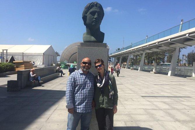 Private day tour to Alexandria From Cairo, El Cairo, EGIPTO