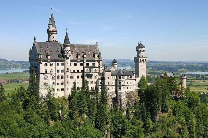 Royal Castles Tour from Frankfurt: Neuschwanstein Castle and Linderhof Palace, Frankfurt, ALEMANIA