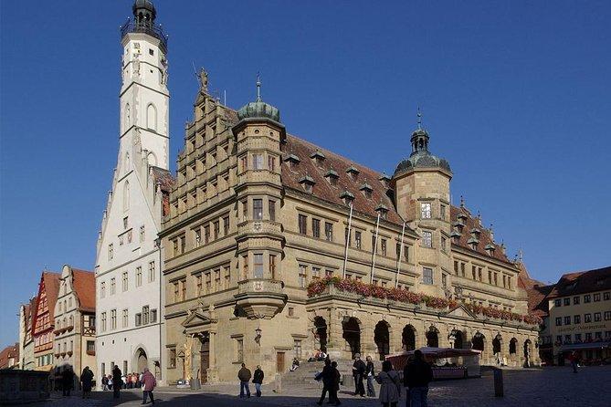 Nuremberg and Rothenburg Day Trip from Frankfurt, Frankfurt, ALEMANIA