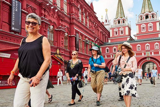 Top Moscow Sights in 1 day!, Moscovo, RÚSSIA