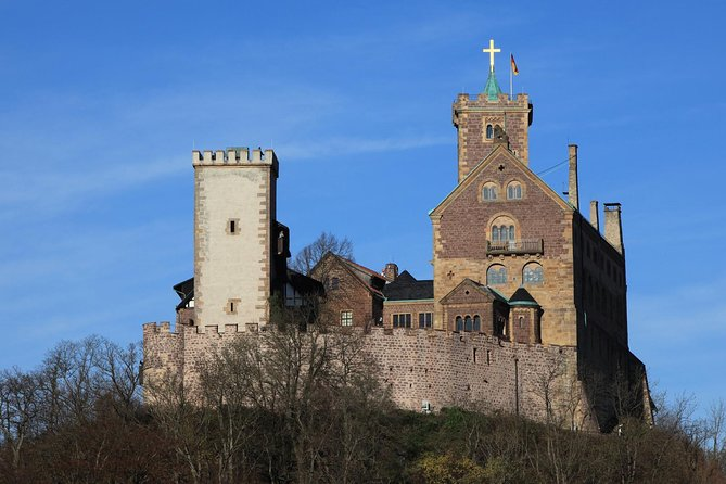 Wartburg Castle Full-Day Tour from Frankfurt, Frankfurt, Alemanha