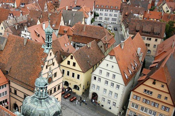 Guided Rothenburg Day Trip from Frankfurt, Frankfurt, ALEMANIA