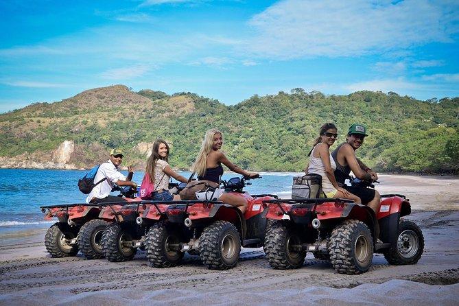 Recorrido en vehículo todoterreno en Tamarindo, Tamarindo, COSTA RICA