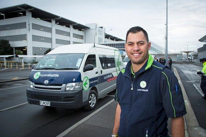 Centro de la ciudad de Auckland hasta el aeropuerto, Auckland, NUEVA ZELANDIA
