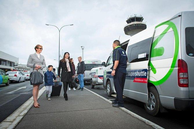 Transfer de chegada ao Aeroporto de Rotorua - Para os hotéis, Rotorua, NOVA ZELÂNDIA