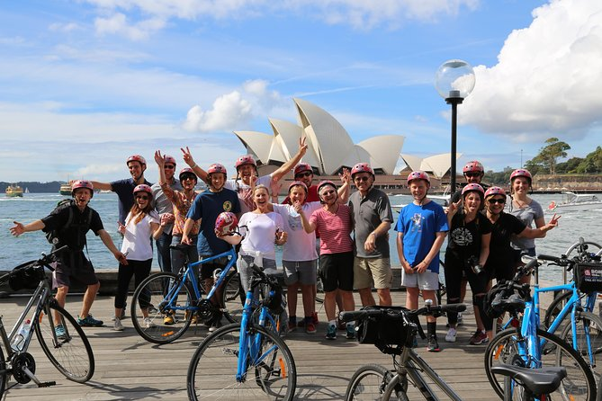 What could be more fun than touring the beautiful waterfront city of Sydney by bike? Your no-stress cycling tour takes you through Sydney's historic neighborhoods for unforgettable harbor views. Cycle over the Sydney Harbor Bridge, spot the Opera House, see the sites by night or do a quick highlights tour for those pressed for time. With four cycle routes to choose from, there's something for everyone!