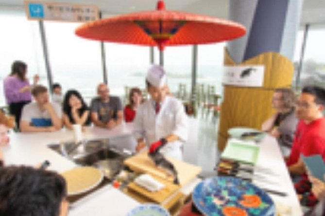 Fugu Workshop with Chef Suda, ,