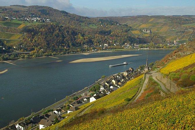 Excursión privada: Excursión personalizable de un día en el Valle del Rin desde Fráncfort, Frankfurt, ALEMANIA