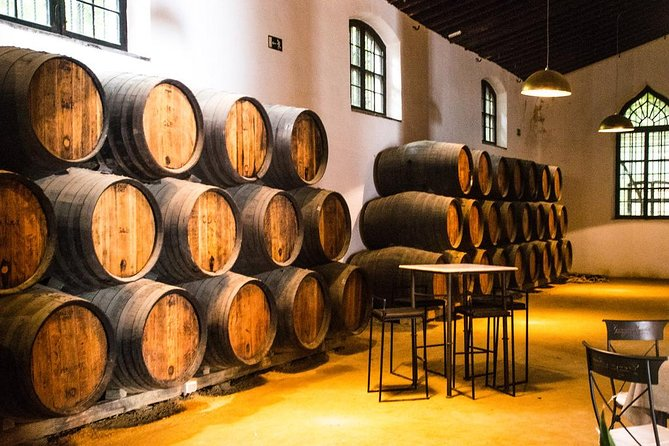 Private Jerez Winery and Jerez Brandy Experience from Seville Hotel pick up, Cadiz, ESPAÑA