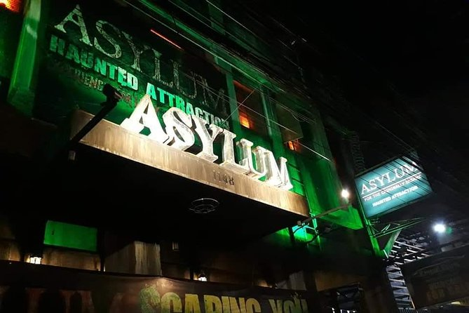Asylum Manila - Haunted Attraction, Manila, PHILIPPINES