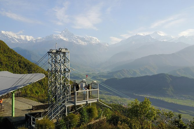 This is truly one of the most unique sunrise experiences ever. Experience the magic of a beautiful Himalayan sunrise combined with a thrilling ride down one of the World's most incredible Zip-lines and a delicious breakfast.