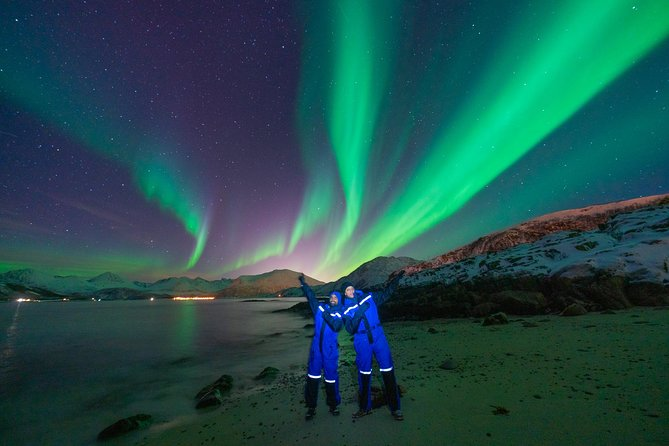 Caza de Auroras - Tour en Español, Northern Lights Chase in Spanish, Tromso, NORUEGA