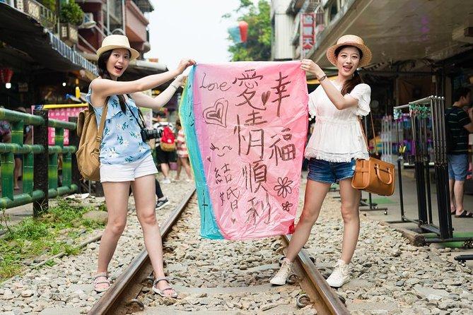 Private Jiufen & Pingxi Day Tour with English-Speaking Guide, Taipei, TAIWAN