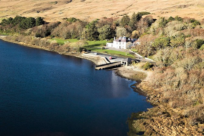 Learn to fly fish on the beautiful Kylemore Lough. A salmon and sea trout fishery with a long history and tradition. Min 1 Max 2 per boat. Available: 1st March to 30th September.