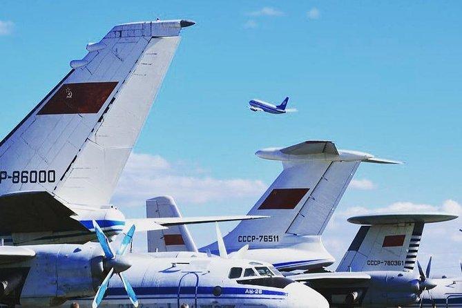 Private Guided tour to Kyiv State Aviation Museum, Kiev, UCRANIA