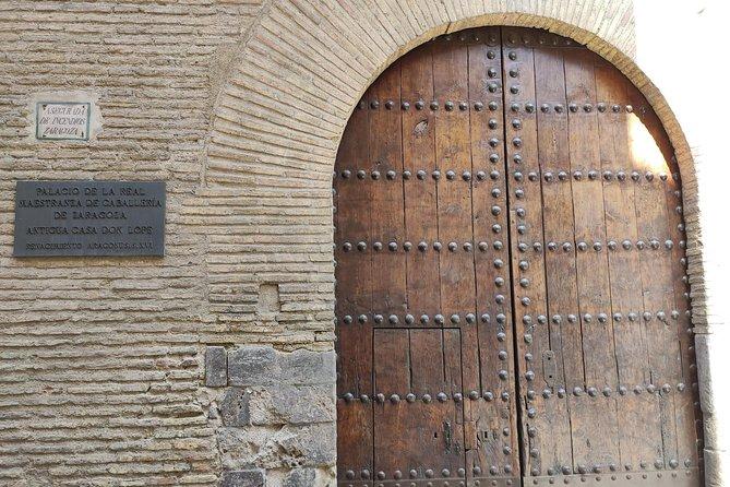 La ciudad de los espíritus, Zaragoza, ESPAÑA