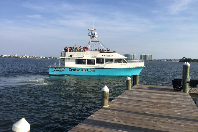 This Gulf Coast Dolphin Cruise isfor individuals, families, small groups, large groups and of course the dolphin lover. Enjoy a 2-hour cruise of the beautiful Alabama Gulf Coast while interacting with local wildlife including the Atlantic Bottle Nose Dolphin.