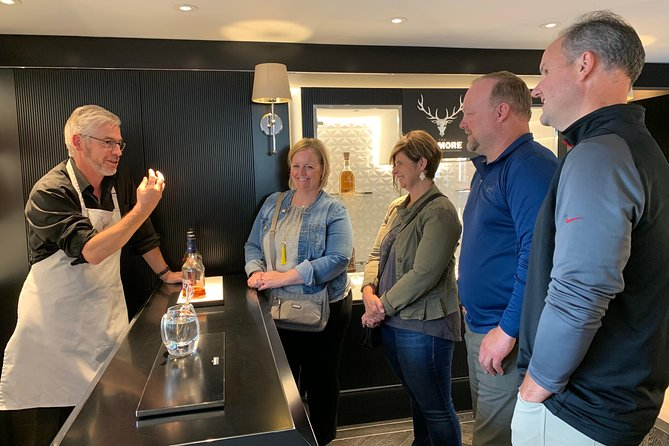 The Highland Whisky Experience by Whisky Trails: Glenmorangie, Dalmore, Balblair, ,