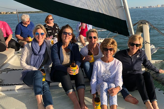 Sightseeing and Sunset Catamaran Sailing Excursion, Naples, FL, UNITED STATES