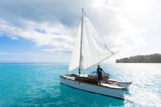 Experience traditional sailing with my double-sail canoe, which I built myself on my native island<br><br>My crew and I, are passionate about our ocean, traditions and the construction of traditional canoes. We would love to share our knowledge with you.<br><br>You will be able to participate and learn how to steer the ship and set sail… <br>With Vaapiti, you will be completely immersed and be part of the adventure !