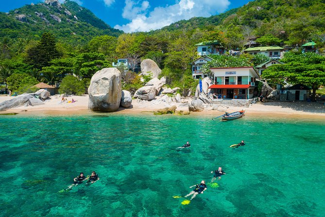 Learn how to dive - CMAS/SSI Open Water courses, Ko Tao, TAILANDIA