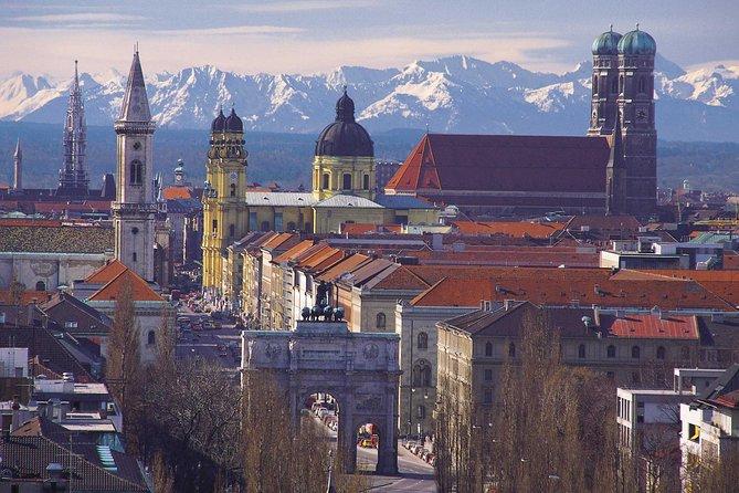 Private Munich Old Town and Third Reich Walking Tour, Munique, Alemanha