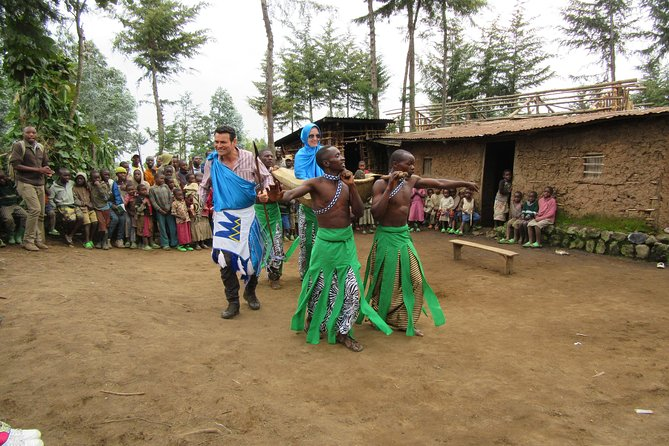 The guests are given and explained in a better sense of the light-hearted mood of the ceremony from the traditional Rwanda.And this can be performed in a way that can make the guests to be involved.