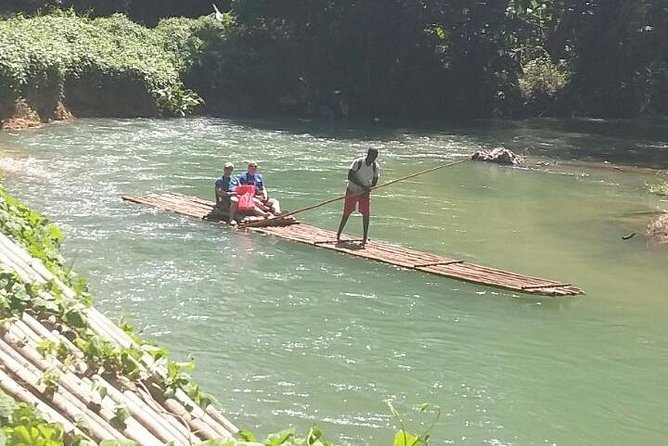 Plantation River Tour: Farm Tour, Rafting and Falmouth Highlight, , JAMAICA