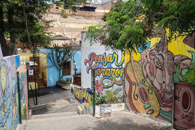 Lima Vegan Peruvian Food Tour, Lima, PERU