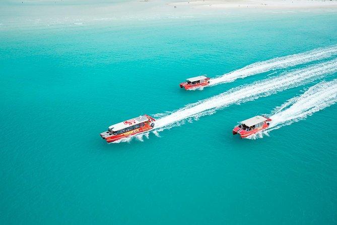 Crucero de día completo con buceo de superficie en Whitehaven Beach y mirador de Hill Inlet en catamarán de alta velocidad, Airlie Beach, AUSTRALIA