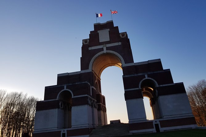 1 day Somme Australian tour including Sir John Monash Centre, Amiens, FRANCIA