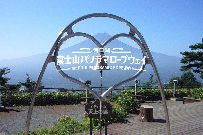 Day Trip to Mt. Fuji, Kawaguchiko and Mt. Fuji Panoramic Ropeway, Tokyo, JAPON