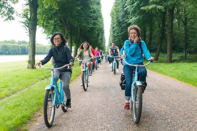 Versailles Bike Tour with Skip-the-Line Entrance to Palace, Paris, FRANCIA