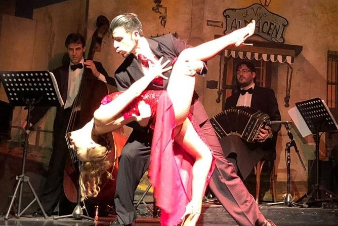 Tango show at El Viejo Warehouse with optional dinner in Buenos Aires, Buenos Aires, ARGENTINA