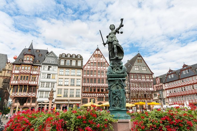 Excursión Skyline en autobús con paradas libres por Fráncfort, Frankfurt, ALEMANIA