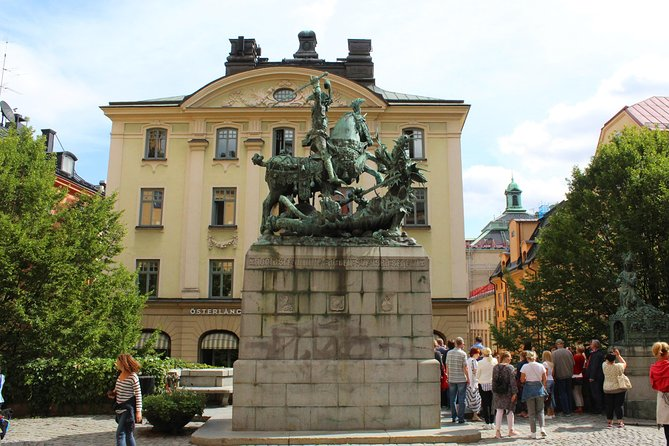 Walking Tour Stockholm: Old Town, Estocolmo, Sweden