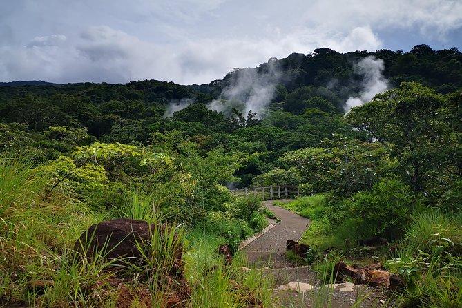 Hiking to the Rincon de la Vieja Volcano National Park Private Tour, Liberia, COSTA RICA