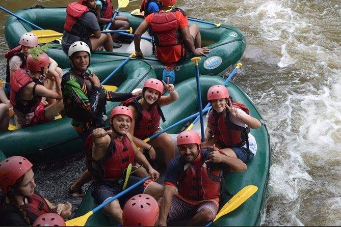 Adventure Rafting Class III and IV in Tenorio River from Playa Tamarindo, Playa Flamingo, COSTA RICA