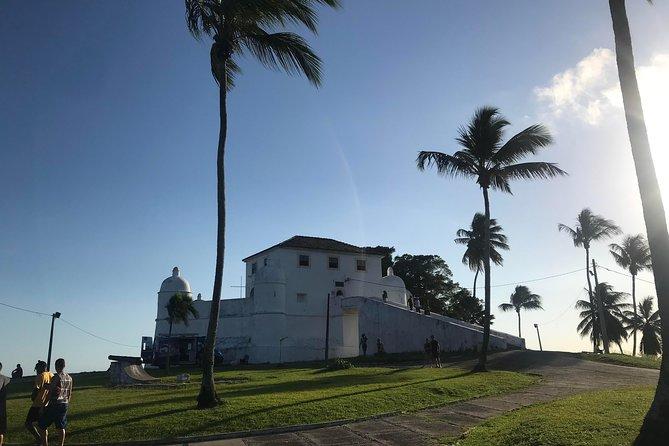 Historical City Tour of Pelourinho and Panoramic City Tour with Lunch, Salvador de Bahia, BRASIL