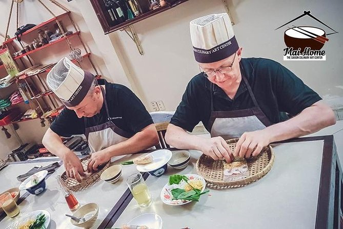 Experience half-day cooking class with market visit, Ho Chi Minh, VIETNAM
